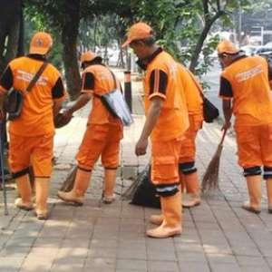 Kebersihan Car Free Day Masih Bergantung Petugas