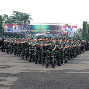 Panglima TNI: Prajurit Tidak Boleh Terprovokasi