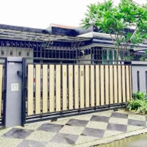 Kantor PSSI Rawan Kebanjiran, Pagar Gerbangnya Tak Dikunci