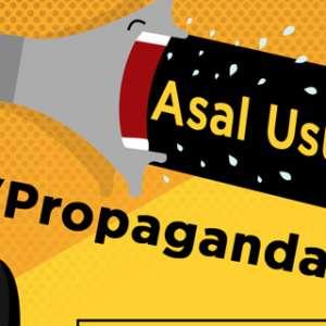 Propaganda Rusia Disebar Oleh Petahana Itu Sendiri