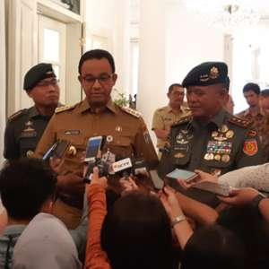 Amankan Pemilu, Kostrad Siagakan Pasukan Di Semua Wilayah