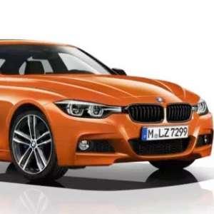 BMW Seri 3 Sport Shadow, Sedan Sporty