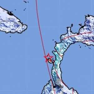 Gempa 5 SR Guncang Donggala, Tidak Berpotensi Tsunami