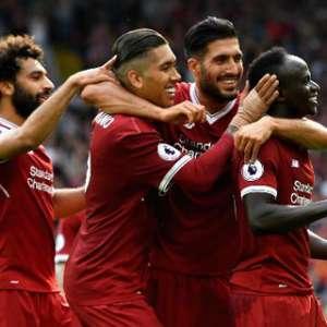 Liverpool Hempaskan Bayern Dan Barca Gilas Lyon