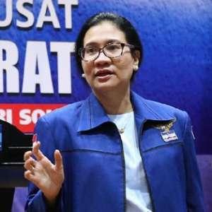 Imelda Sari Disemangati Ibu Ani Terjun Politik