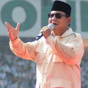 Kampanye Akbar Prabowo Sempat Dikhawatirkan Beraroma Politik Identitas