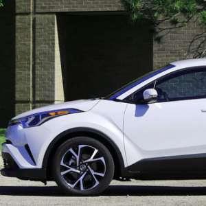 Toyota C-HR Hybrid, Ramah Lingkungan