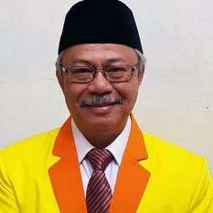 Prof. Zainal Arifin Hasibuan: Berkarya Akan Perjuangkan UU Teknologi Informasi Dan Komputer