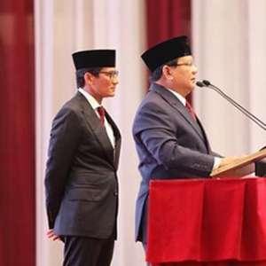 Peretasan Akun Tokoh BPN Tak Pengaruhi Elektabilitas Prabowo-Sandi