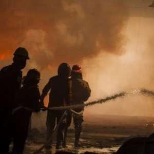 Korban Ogah Ngungsi, Ngotot Tempati Lokasi Kebakaran