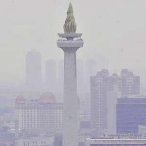 Buruknya Kualitas Udara di Jakarta Potensial Timbulkan Penyakit