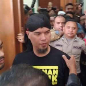 Prabowo: Ahmad Dhani Dipenjarakan 'Si Konyol'