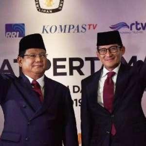 Kubu Prabowo: Real Count Bengkulu Bukti Lembaga Survei Bangun Opini Sesat