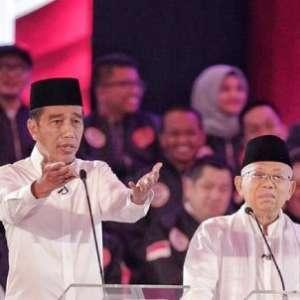 Moeldoko: Kami Akan Terima Bila Keputusan Real Count KPU Jokowi-Maruf Kalah