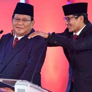Prabowo Banyak Memuji Keberhasilan SBY