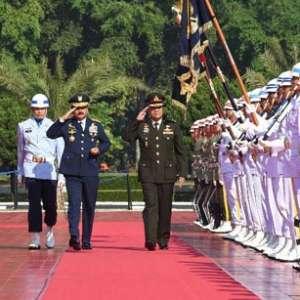 Kerjasama TNI-RTARF Perkokoh Konsep Geopolitik Indo Pasifik