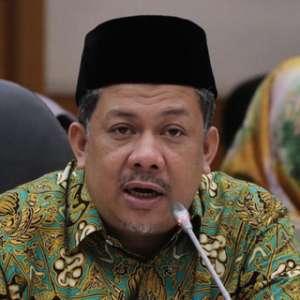 KPU Laporkan Hoax Pemilu, Fahri: Siapa Yang Laporkan KPU Karena Salah Input Data?