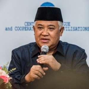 Din Syamsuddin: Jangan Menjelma Jadi Negara Kekerasan