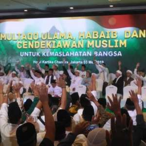Ini Delapan Poin Hasil Multaqo Ulama, Habaib Dan Cendekiawan Muslim