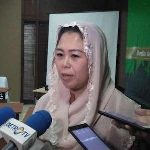 Putri Gus Dur Ingin Jokowi Dan Prabowo Saling Merangkul Usai 22 Mei