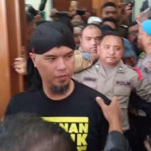Jaksa Banding Vonis Ahmad Dhani