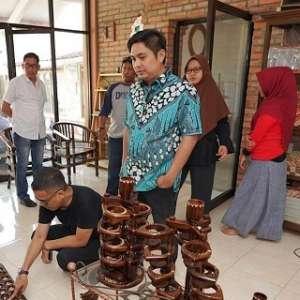 Berkunjung Ke Yogyakarta, Caketum HIPMI Ini Ingatkan Pentingnya Sektor Ekonomi Kreatif