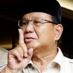 Pak Prabowo, Belum Melawan Kok Sudah Bubar Jalan?!