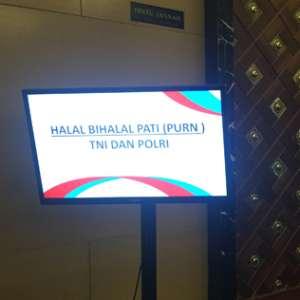 Halal Bihalal Purnawirawan TNI-Polri Tertutup, Sudah Hadir Mantan Kabais Dan Mantan KSAU