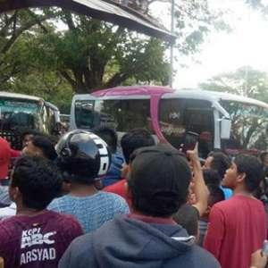 Dituding Terlibat Insiden Di Makassar, Bobotoh Langsung Beri Klarifikasi