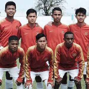 Mengurung Nyaris Sepanjang Laga, Timnas U-15 Tundukkan Singapura U-15 3-0