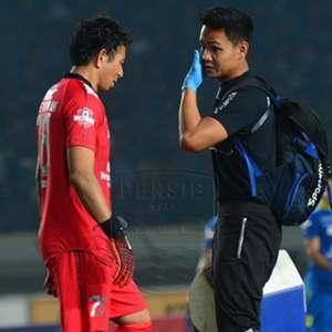 Usai Kalah Dari Bali United, Persib Hanya Punya 1 Kiper Saja