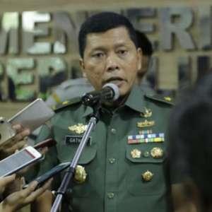 TNI Siap Bantu Mitigasi Kekeringan Bersama Kementan