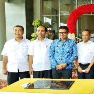 TTI Kementan Menginspirasi Gubernur Sumatera Barat Bangun TTIC Modern