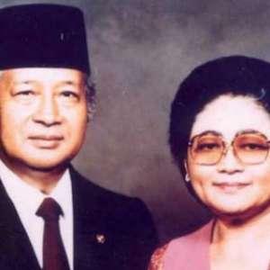 Keluarga Cendana Akan Serahkan Kumpulan Dokumen Penting Pak Harto Dan Ibu Tien
