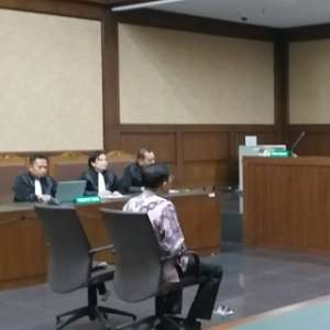Suap Krakatau Steel, Kenneth Sutardja Divonis 1 Tahun 9 Bulan Penjara