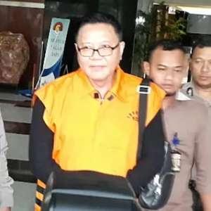KPK Jebloskan I Nyoman Dhamantra Ke Rutan Polres Metro Jakarta Timur