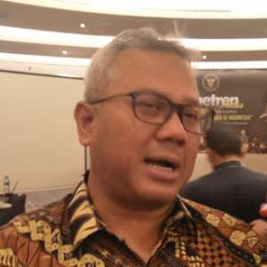 KPU Beri Penghargaan Kepada Polri Karena Sukses Amankan Pemilu 2019
