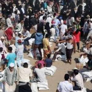 WFP Dan Houthi Temukan Kata Sepakat, Pengiriman Bantuan Ke Yaman Dilanjutkan