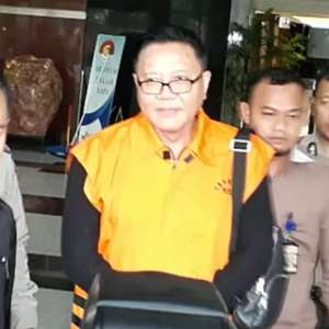 Suap Bawang Putih, KPK Panggil Tiga Pegawai Money Changer Untuk Tersangka INY