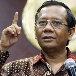 Soal Isu Radikalisme, Din Syamsuddin: Jika Tidak Lapor Polisi, Mahfud MD Menyebar Fitnah