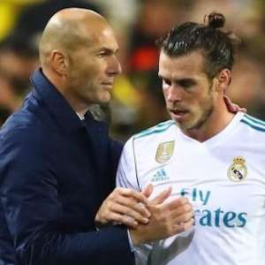 Dua Gol Gareth Bale Selamatkan Muka Zidane
