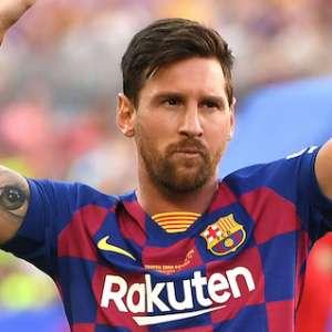 Messi Tidak Bawa Perubahan, Skor Kacamata Akhiri Lawatan Barca Ke Dortmund