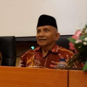 Mengada-ada Seperti Esemka, Amien Rais Minta Jokowi Batalkan Pemindahan Ibukota