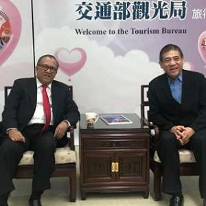 Dorong Ciptakan Wisata Halal, Taiwan Gelar Konferensi Turis Muslim Di Taipei