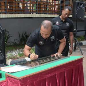 Tribuana Dive Center, Kolam Standar Internasional TNI Diresmikan Danjen Kopassus