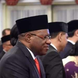 Jadi Wamen PUPR, Ini Rekam Jejak Putra Terbaik Papua Wempi Wetipo