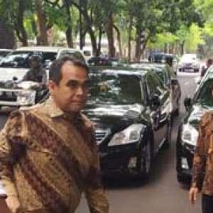 Tiba Di Teuku Umar, Pimpinan MPR Sowan Ke Megawati