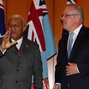 Australia Dan Fiji Sepakat Kirim Penjaga Perdamaian Ke Timur Tengah