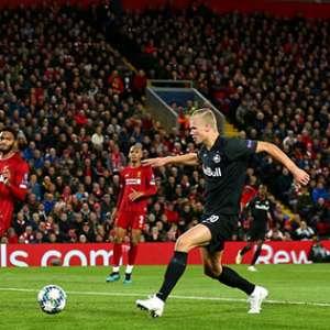 Cetak Gol Di Anfield, Striker Salzburg Rasakan Bangga Luar Biasa