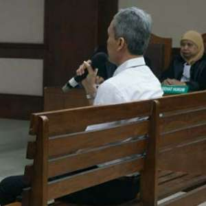Eks Direktur Teknologi Dan Produksi PT Krakatau Steel Divonis 1,5 Tahun Penjara